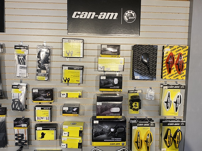 Can Am ryker accessories for Sale Hanover, Pa Motosports inc