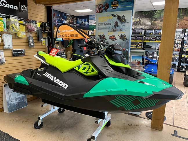 Polaris, Can-Am, Ski-Doo & Sea-Doo Dealer PA | New & Used