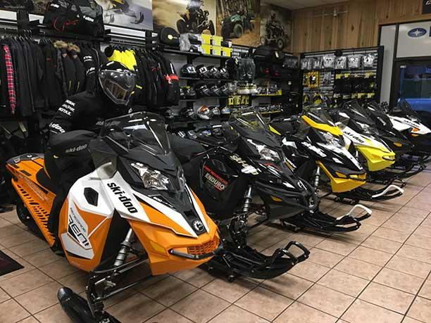 Ski Doo Snow Mobile Motosprots Hanover Pa Showroom