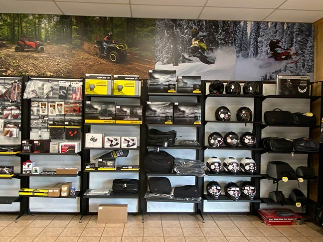 can am ryker accessories showroom motosports hanover pa