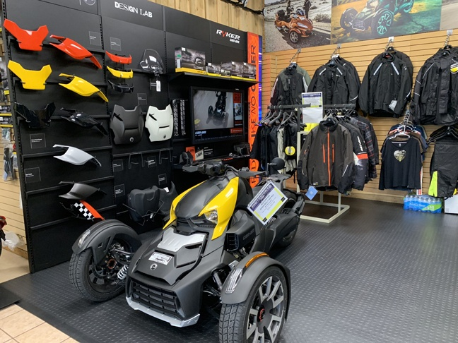 can am ryker spyder design lab motosports hanover pa
